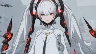 【PUNISHING: Gray Raven】露娜·银冕 ルナ モーション集 Luna Moveset