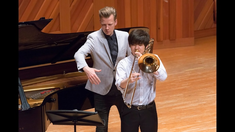 PMF 2018 Open Master Class II Trombone PMF Connects 2020