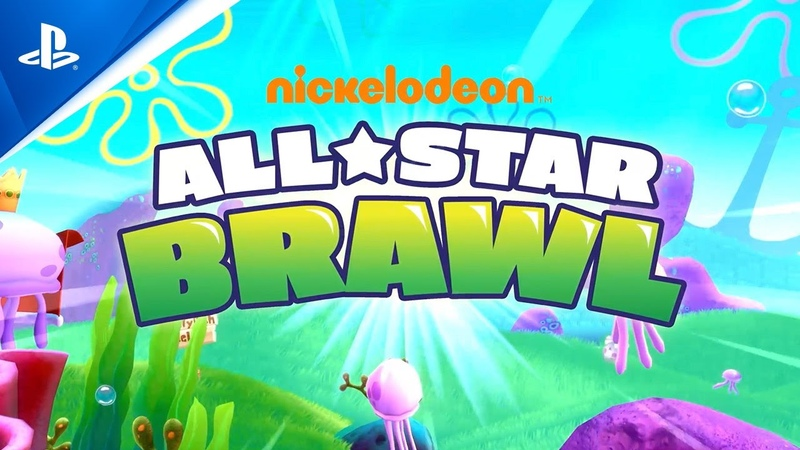 Nickelodeon All Star Brawl Launch PS5 PS4
