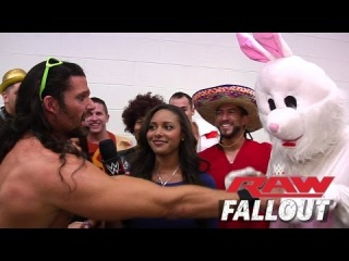 [#My1] Don't Mess With the Bunny - Raw Fallout - Sept. 1, 2014