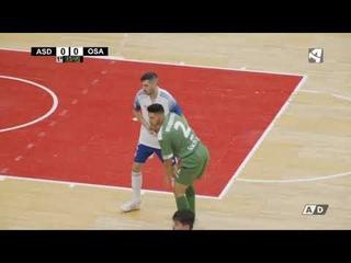 FUTSAL | Fútbol Emotion Zaragoza 0 - Osasuna Magna 4 (Amistoso Pretemporada - 19 de Septiembre 2020)