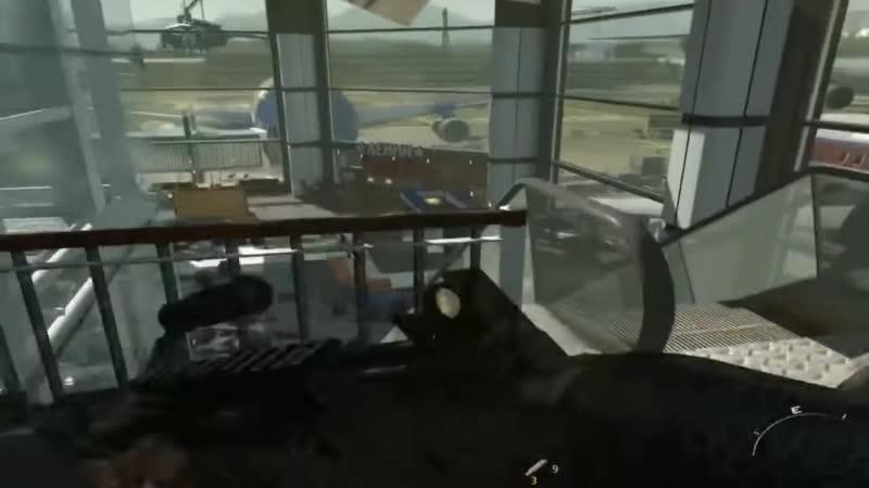 НИ СЛОВА ПО-РУССКИ - ВЫРЕЗАННАЯ МИССИЯ ► Call of duty_ Modern Warfare 2 прохождение на русском (720p).mp4