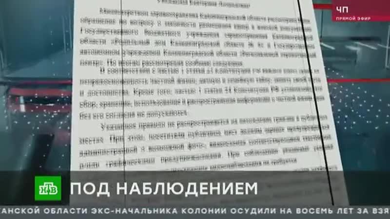 гинеколог подсматривал за тёлками Калининград