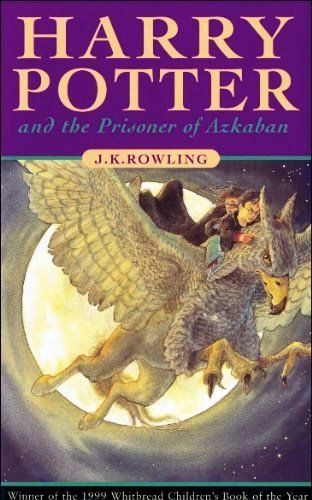 Joanne Rowling - HP#3 - Harry Potter and the Prisoner of Azkaban