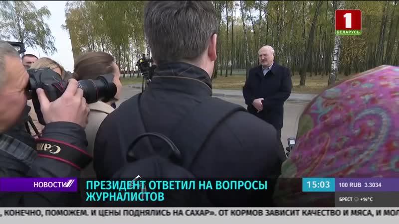 Лукашенко будем строить новые предприятия с расчетом на компетенции наших людей