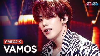 [Simply K-Pop CON-TOUR] OMEGA X - VAMOS _
