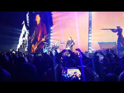 Metallica For Whom the Bell Tolls Live@ Ippodromo SNAI San Siro Milano 8 5 2019