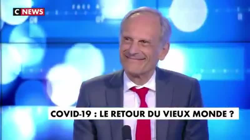 Zemmour On s'aperçoit avec la crise du CoronavirusFrance que tout repose sur la France périphérique GiletJaunes