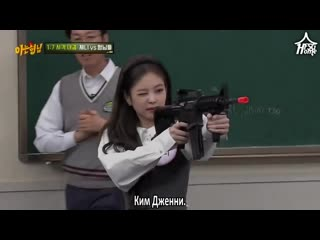 251 | Knowing Brothers: BLACKPINK [рус.саб]