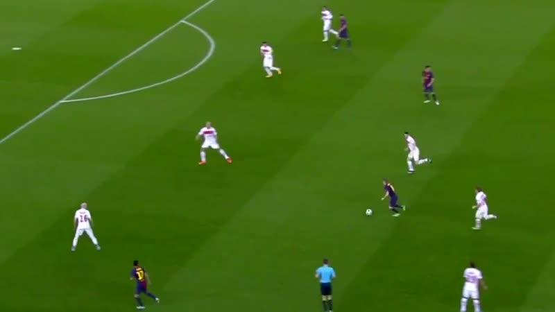 Barcelona 1-1 PSG 2013