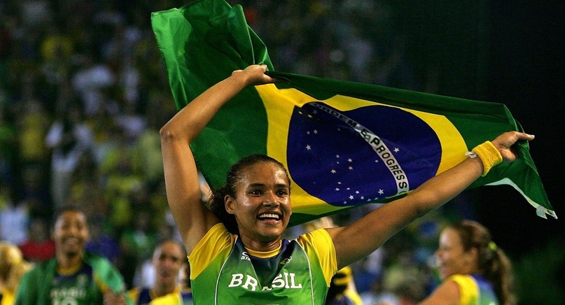 Судьба человека. Алешандра до Насименто. Сказка о гандбольной золушке из бразильских трущоб, изображение №1