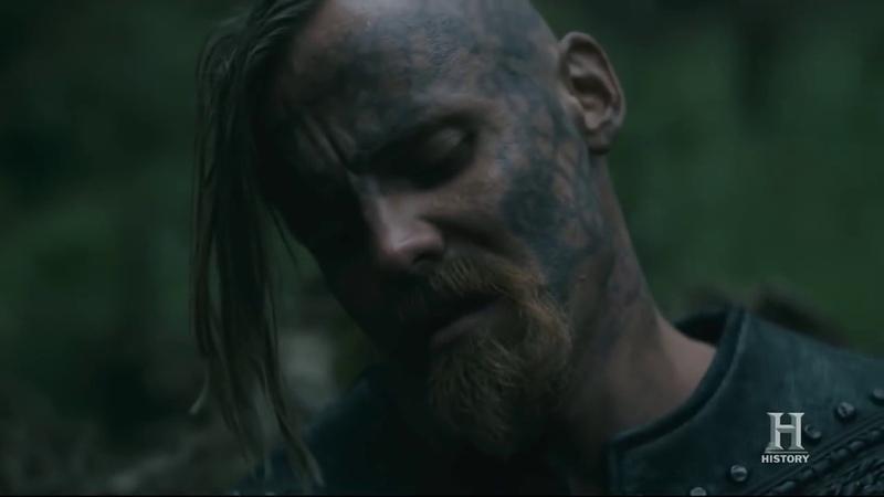 Песня Викингов перед боем Vikings s05e10 Конунг Харальд и Хальвдан King Harald and Halfdan