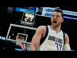 NBA 2K22: Официальный трейлер