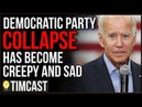 The Democratic Party s Collapse Has Become SAD Democrats Request Biden Can SIT DOWN At Next Debate