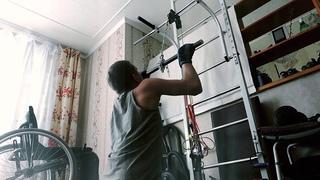 Тренировка на укрепление спины. Шейник C5
