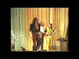 Валерий Леонтьев - Примерный мальчик и Я заводной, такой (концерт в Германии, 1992 г.)