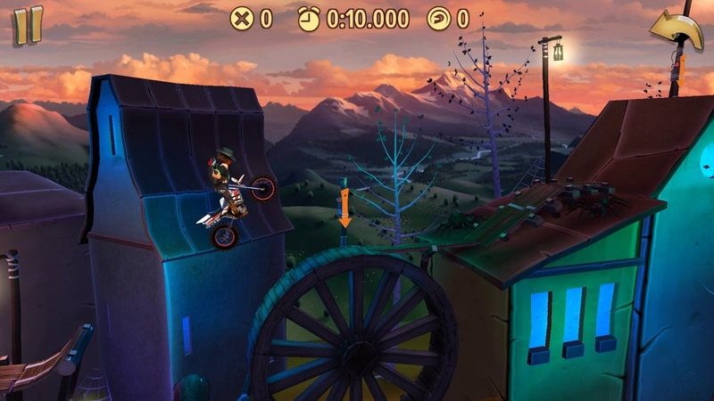Trials Frontier WRs - City Blues / Normal (16.440) by Nesox_ (iOS)