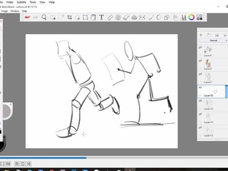 Learn animation pre production for 2d (cel, traditional, classical) / 3d animation / flash animation