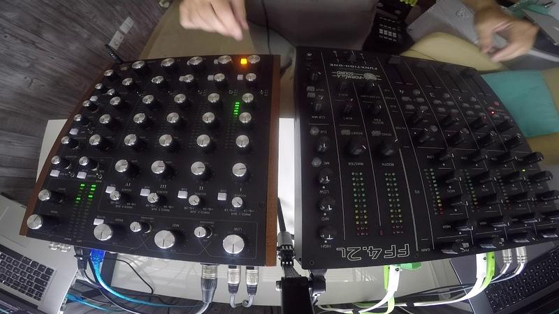 COMPARATIVA RANE MP2015 VS FORMULA SOUND FF4 2L