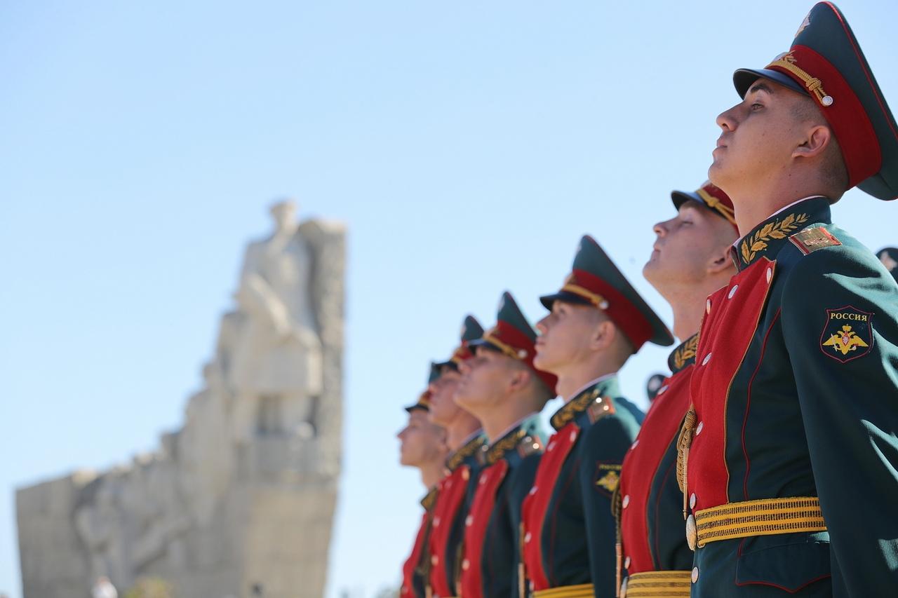Путин: «Музейный комплекс «Самбекские высоты» будет содействовать сбережению нашей исторической памяти»