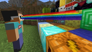 Minecraft, But Everywhere We Look Turns To Random Blocks... (George Livestream)
