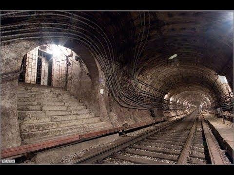 Подземелье Академгородка