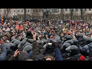 Срочно! Вот как прошёл первый митинг в Москве против ПРИНУДИТЕЛЬНОЙ ВАКЦИНАЦИИ!