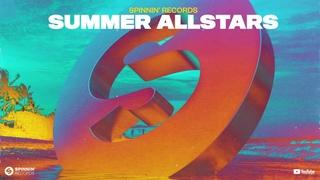 Spinnin' Summer Allstars Top 40 Mix