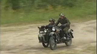 USSR moto drift