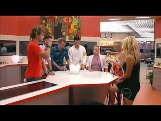 Pamela Anderson  - Big Brother Australia 2008