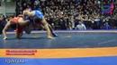 22 награды завоевала сборная Дагестана на ЧР по вольной борьбе