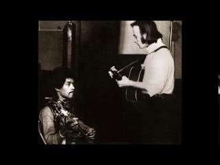 JIMI HENDRIX - In Sessions (with Stephen Stills) - Full Album (1968)