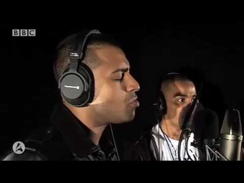 Jay Sean and MC Zani beatbox freestyle for Mic Check