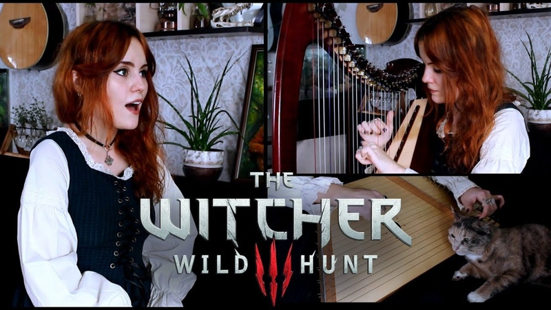 The Witcher 3: Wild Hunt - The Wolven Storm / Priscilla's Song (Gingertail Cover)