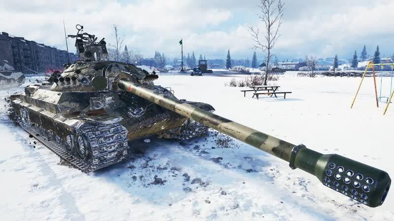 IS 7 MADE OF STALINIUM World of Tanks 720p