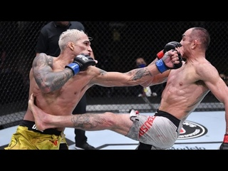 Тони Фергюсон VS Чарльз Оливейра (Видео боя) /UFC 256/Tony Ferguson vs Charles Oliveira (Fight)