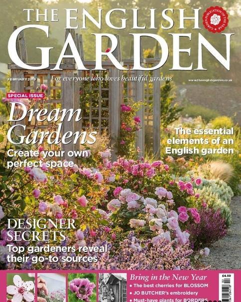 2019-02-01 The English Garden