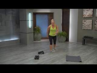 Chris freytag 3. 30-minute lower body hiit ace hiit series