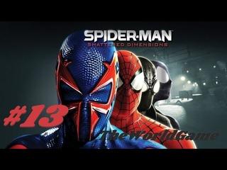 Прохождение Spider-Man: Shattered Dimensions [#13] (Карнаж) Без Комментариев