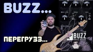 Обзор Shift Line A+ Buzz V.2 - отличный басовый перегруз отечественного производства!