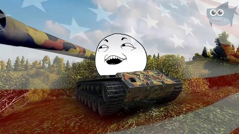 World of Tanks Приколы 16 Баги Ваншоты Эпичные Моменты 2020