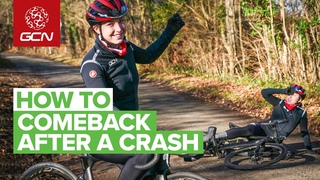 Recovering From A Road Bike Crash | How To Regain Confidence After An Accident