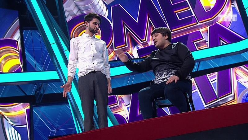 Comedy Баттл Последний сезон Дуэт Лена Кука 1 тур 17 04 2015