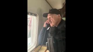 Лукашенко на вертолёте похитил Координационный Совет из Литвы в Минск