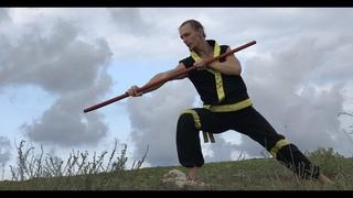 Как научиться вращать (крутить) шест ! Упражнение №2 (вращение с разворотом корпуса).