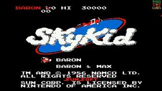 SkyKid - Небесный Малыш / Денди / Dendy / NES / Famicom / Nintendo