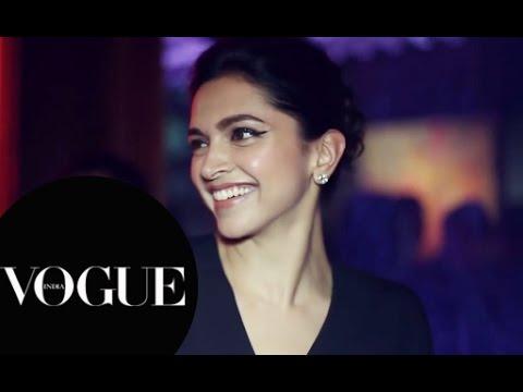 Deepika Jacqueline at Manish Malhotra's More Lakmé Fashion Week S R 2015 Day 1 VOGUE India