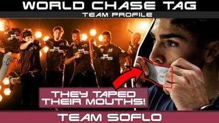 Сможет ли эта безумная команда быть серьёзной на World Chase Tag?