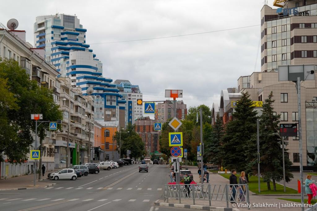 Дорога до Жигулевского пивзавода, Самара 2020