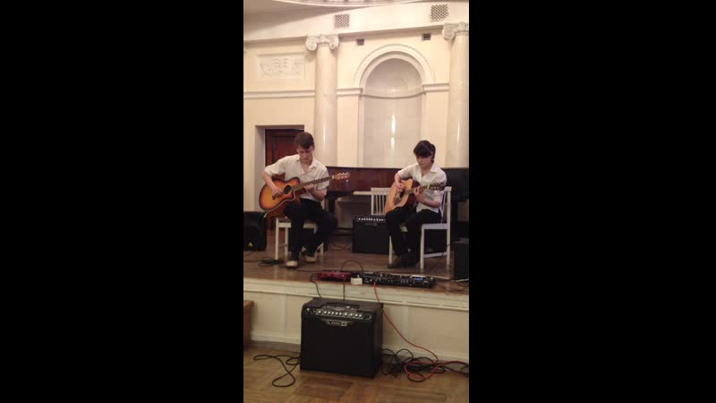 Дуэт гитаристов Армик Gypsy Plame